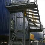 Trappen IKEA Groningen